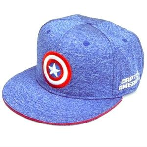 MEN'S CAPTAIN AMERICA HAT